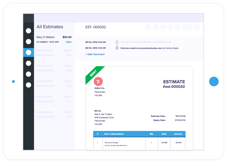 Tính năng lập hóa đơn - Cloud Invoice