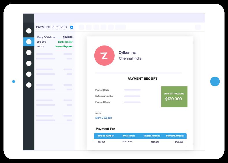 Tính năng hỗ trợ thanh toán online - Cloud Invoice